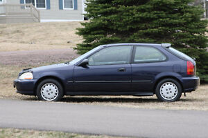 Honda Civic for sale, asking $3500
