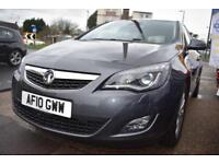 2010 10 Vauxhall Astra 1.6i GOOD & BAD CREDIT CAR FINANCE AVAILABLE