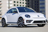 Montreal to New York City Friday July 31 at 9AM in VW New Beetle