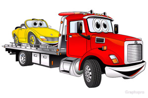 Flatbed towing starting in $100 416-818-6542