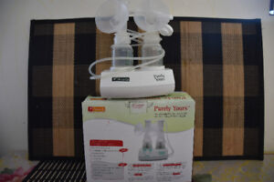 Ameda Purely Yours Double Electric Breast Pump