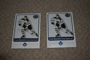 Hockey Card - Frank Mahovlich