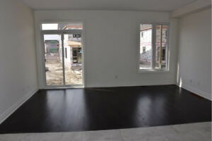 Brand new semi-detached house for lease