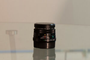 Pentax FA 77mm f1.8 limited for Pentax K-1 etc