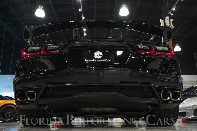 2020 Black Chevrolet Corvette   | C7 Corvette Photo 7