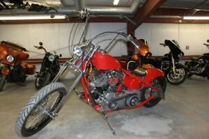 2007 Harley-Davidson home build chopper