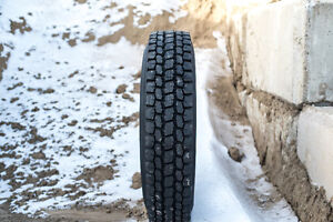 Semi Truck Drive, Steer and Trailer Tire Wholesale