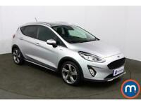 2019 Ford Fiesta 1.0 EcoBoost Active 1 5dr Auto Hatchback Petrol Automatic