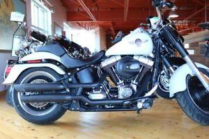 2016 Harley-Davidson FLSTFB - Softail Fat Boy Lo