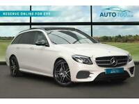 2018 Mercedes-Benz E Class 3.0 E350d V6 AMG Line (Premium Plus) G-Tronic+ (s/s)