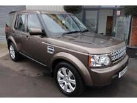 Land Rover Discovery 4 SDV6 GS