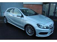Mercedes A180 CDI BLUEEFFICIENCY AMG SPORT EXCLUSIVE PACK. VAT QUALIFYING