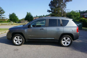 2012 Jeep Compass Sport/North Edition SUV, Crossover