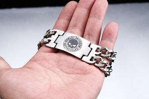 HARLEY DAVIDSON BRACELETS & RINGS - LOTS TO CHOOSE FROM London Ontario image 2
