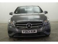 2014 Mercedes-Benz A Class A200 CDI BLUEEFFICIENCY SPORT Diesel grey Semi Auto