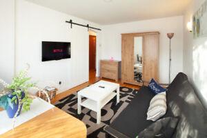 Appartement tout meublé 4/ 5 chambres parfait pour les vacances!