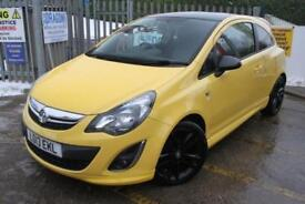 Vauxhall Corsa LIMITED EDITION 1.2 First Car