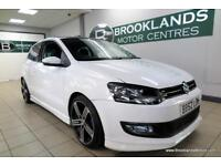 Volkswagen Polo 1.4 MATCH [3X SERVICES, R LINE ALLOYS and BODY KIT]