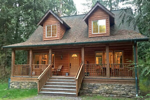Mt. Baker Lodging - Cabin #89 - HOT TUB, BBQ, PETS OK, SLEEPS-4!