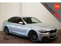 """13 BMW 320 TD (184bhp) d M Sport-FULL LEATHER-19"""" ALLOYS-DAB-LOW MILES-FSH"""