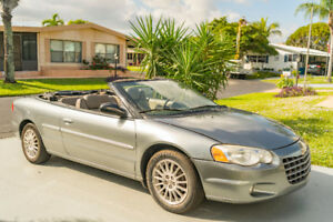 2005 Chrysler Sebring Décapotable