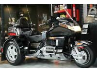 HONDA GL1500 GOLDWING EML TRIKE 3 OWNERS