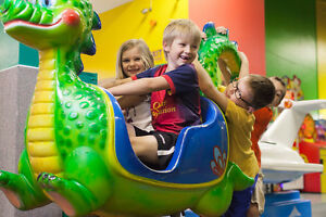 PLAYTRIUM INDOOR FAMILY ACTIVITY CENTRE...FUN HAPPENS ! Kingston Kingston Area image 4