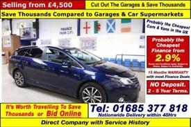 2013 - 13 - TOYOTA AVENSIS 2.0D-4D 5 DOOR ESTATE (GUIDE PRICE)