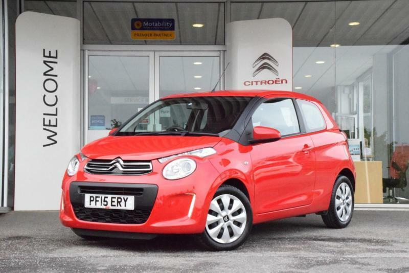 2015 Citroen C1 12 Puretech Feel 3dr In Nelson Lancashire Gumtree
