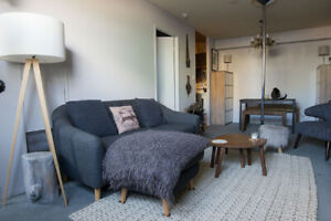 Downtown furnished room available March 1st in Queen West