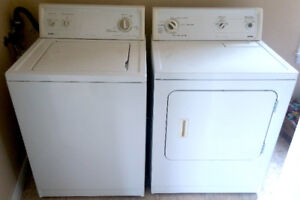 Kenmore 70 Series - Washer and Dryer Set