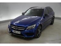 Mercedes-Benz C Class C250d 4Matic AMG Line Premium Plus 5dr Auto