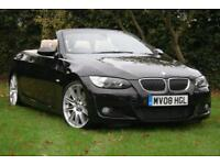 BMW 335i M Sport Auto Convertible