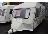 ABI Jubilee Ambassador 1988 4 Berth Caravan £1,600