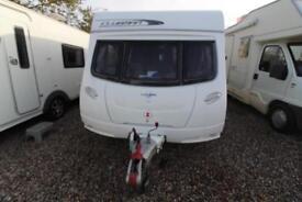 Lunar Clubman SB 4 Berth Caravan for sale