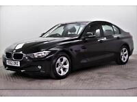 2012 BMW 3 Series 320D EFFICIENTDYNAMICS Diesel black Manual