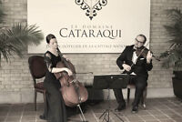 Musiciens Funérailles Québec : Violon Violoncelle, Violoniste