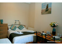 Short term budget accommodation in London for holiday or business short stay (#OM2)