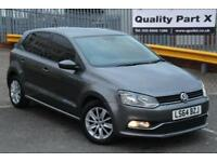 2014 Volkswagen Polo 1.0 BlueMotion Tech SE Hatchback 5dr (start/stop)