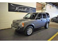 2007 07 LAND ROVER DISCOVERY 3 2.7 3 TDV6 SE 5D AUTO 188 BHP DIESEL