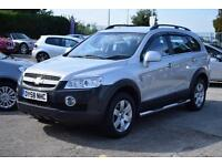 Chevrolet Captiva 2.0VCDi 7 SEATER, AUTOMATIC, LT, AIR CON, 63,000 MILES ONLY