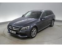 Mercedes-Benz C Class C220d Sport Premium Plus 5dr Auto