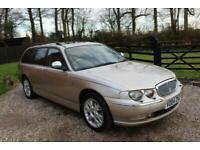 2004 Rover 75 CONNESEUR 2.0 tdi Estate Estate Manual