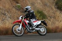 2015 Honda crf250L on road/ off road only $5299