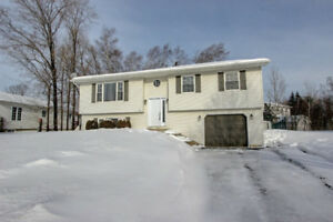 4 bedroom home located inbetween Fredericton and Oromocto