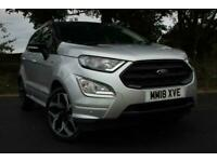 Ford EcoSport 1.0T ST-Line Auto