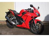 Honda CBR300R - 2015 / 15 Reg - STUNNING CONDITION - ONLY 800 mls !!!!!!!!!!!!!!