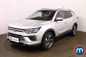 image for 2019 Ssangyong Korando 1.5 Ultimate 5dr Auto Estate Petrol Automatic