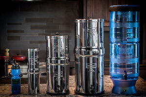 Berkey® Water Purification Systems: Rethink What You Drink Cambridge Kitchener Area image 1