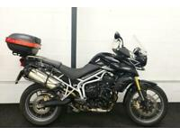 TRIUMPH TIGER 800 ** One Owner - Top Box - Ready To Go **